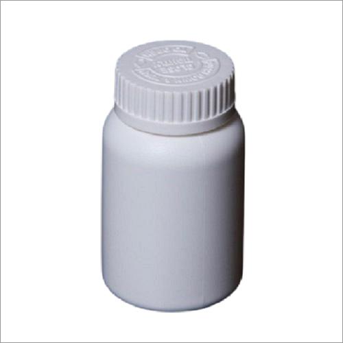HDPE Round Capsule Bottle
