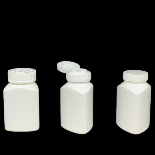 Triangle HDPE Pharmaceutical Containers