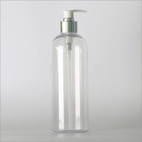 500ml PET Boston Clear Bottle
