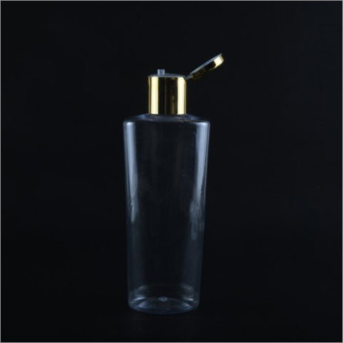 200ml Pet Clear Cosmetic Bottle