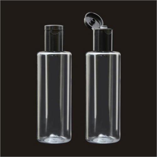 100ml Transparent PET Bottle