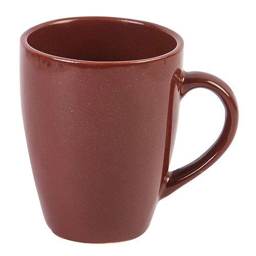 Brown Ceramic Coffee Mugs