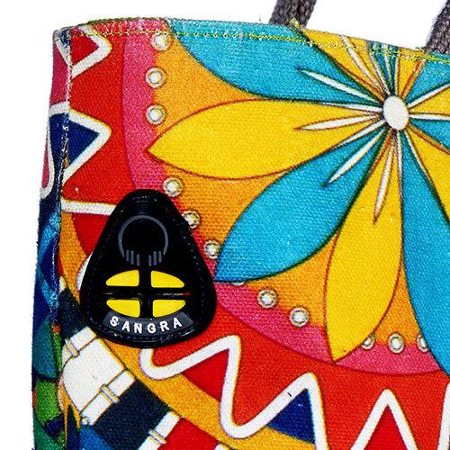 Wheel Pattern Bag