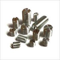 Aluminium Grub Screw