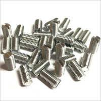 Aluminium Slotted Grub Screw