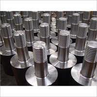 SS CNC Machine Component