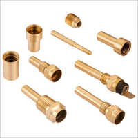 Brass Thermowells Parts