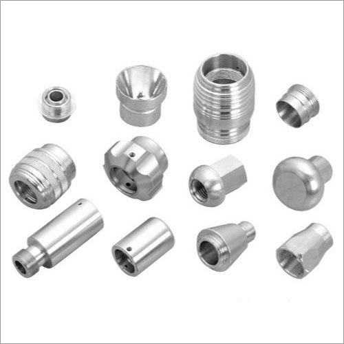 Industrial CNC Precision Turned Components