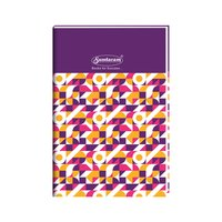 Sundaram Case Bound Big Long Book (4 Quire) - 288 Pages (FW-4)