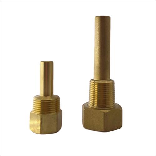 Precision Brass Thermowell