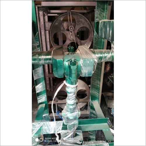 Dona plate making machine