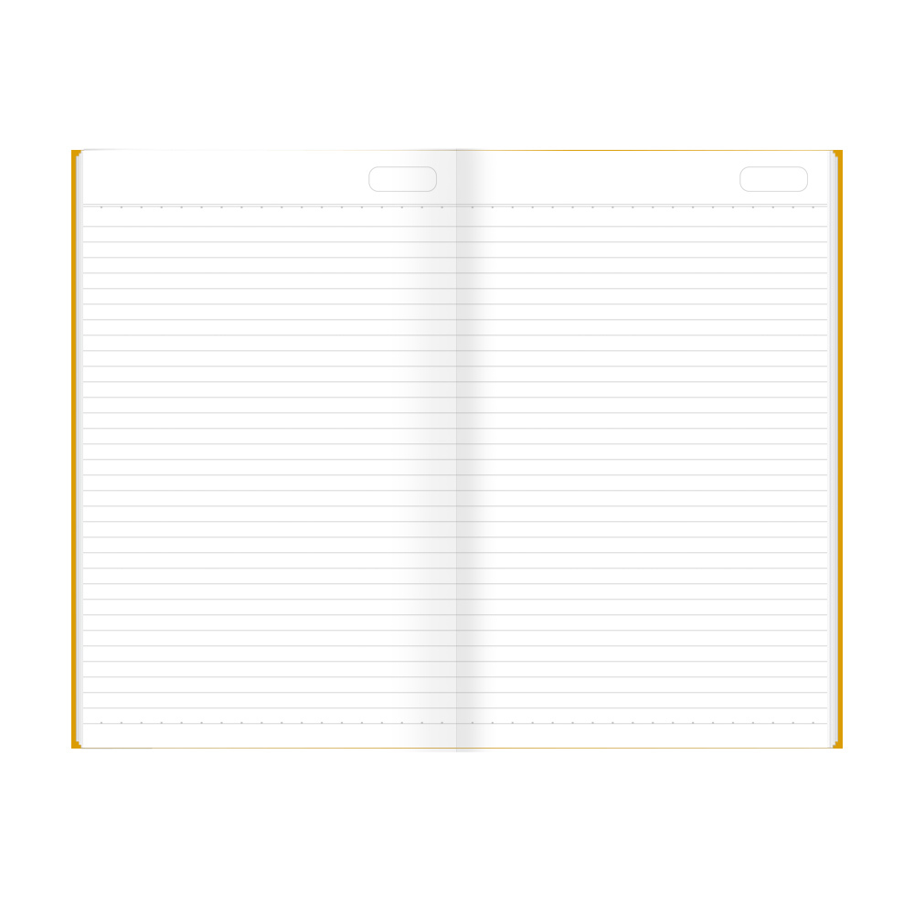 Sundaram Case Bound Big Long Book (1 Quire) - 72 Pages (FW-1)