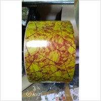 Sunflower Design Roll and Circle