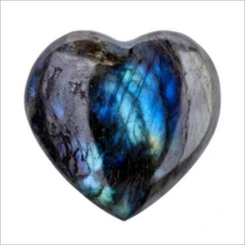 gemstone puffy heart