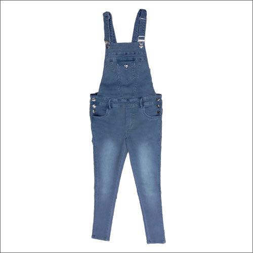 Ladies Dangri Denim Jeans