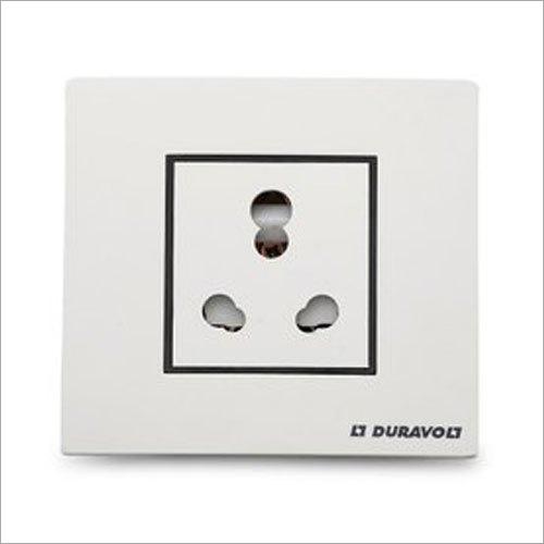 616A Polycarbonate Multi Electrical Socket