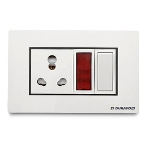 1 Module Electric Switches And Socket