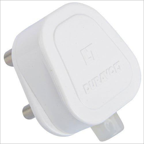 6A 3 Pin Plug Top
