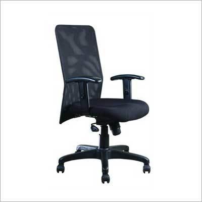 Medium Back Netted Chair