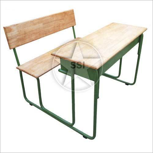 Sharon Two Seater Bench Desk
