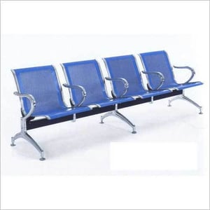 4 Seater Airport Waiting Chair