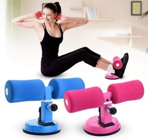 Suction Sit-Up Fitness Equipment Abdominal Muscle Exercise Machine
