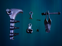 Single Tension 3 Bolted Hardware Fittings