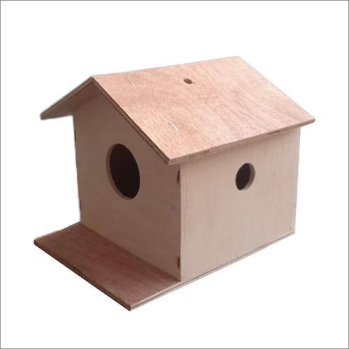Wooden Bird Hut