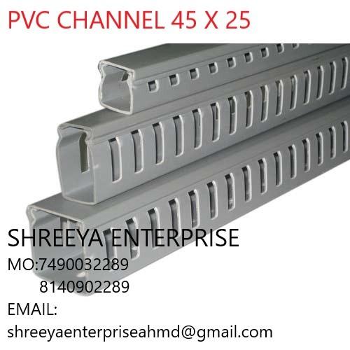 ELECTRICAL CHANNEL PVC CHANNEL H45 X W25