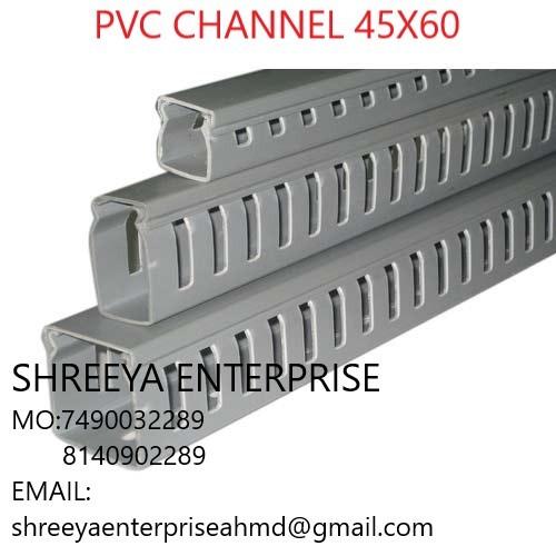 ELECTRICAL CHANNEL PVC CHANNEL H45 X W60