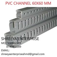 ELECTRICAL CHANNEL PVC CHANNEL H60 X W60