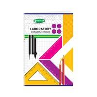 Sundaram Laboratory Diagram Book - 140 Pages (M-8)