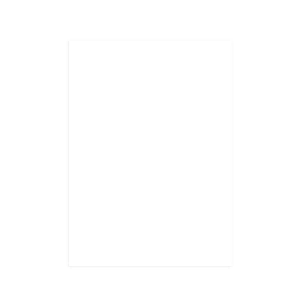 Sundaram Practical Sheet (Unrulled) - 50 Sheets (PP-3)