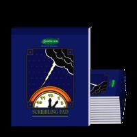 Sundaram Scribbling Pad 1/4 - 40 Sheets (SP-5)