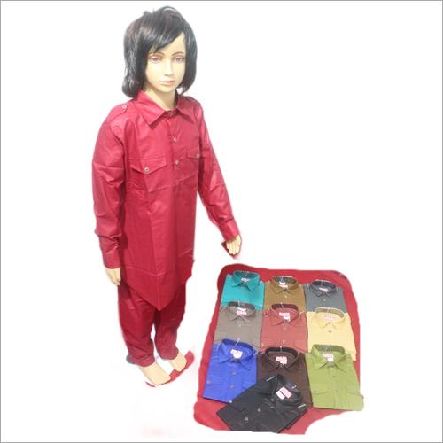 Lucknowi Cotton Pathani Salwaar Colour Chart