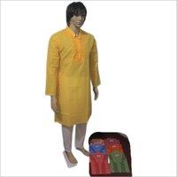 Men Colour Kurta Pajama Set