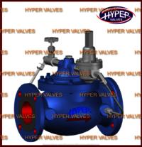 Water Pressure Control Valve