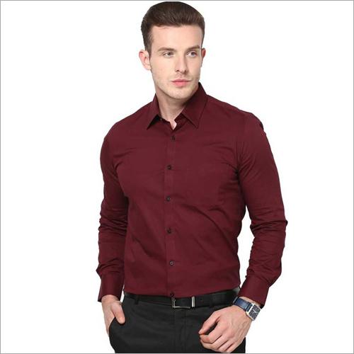 Mens Full Sleeves Shirt