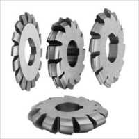 HSS Convex and Concave Cutters