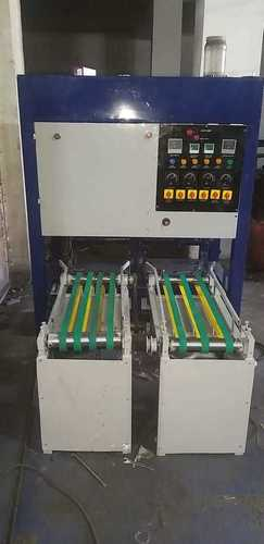 Double Conveyor Roll Automatic Pattal Dona Making Machine