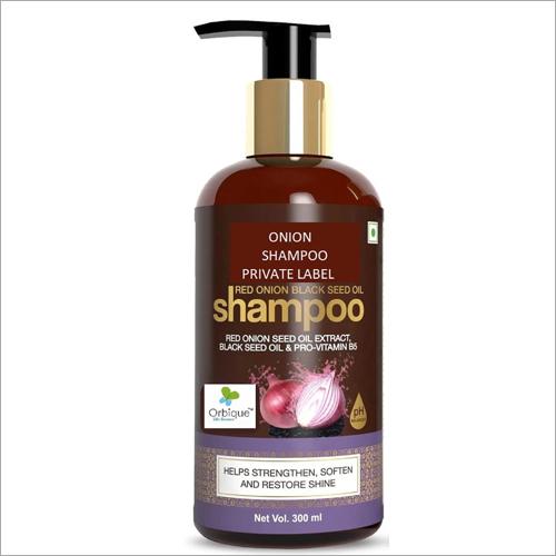 Onion Shampoo Third Party