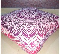 Jaipuri  Handmade tapestry cushion cover
