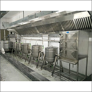 Steam Cooking Boiler and Vessels