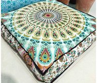 Printed Cotton Duvet Cover