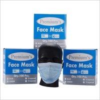 Premium 3 Layer Face Mask