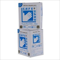 Transparent PP Disposable Gloves