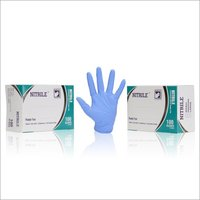 Powder Free Nitrile Gloves