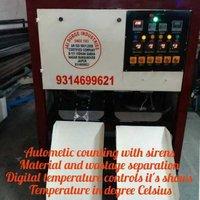 Baaz dona making machine