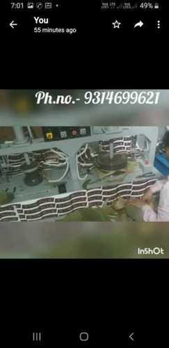 Kela patta plate making machine