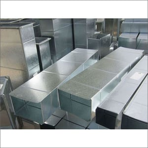 GI Air Conditioning Ducting